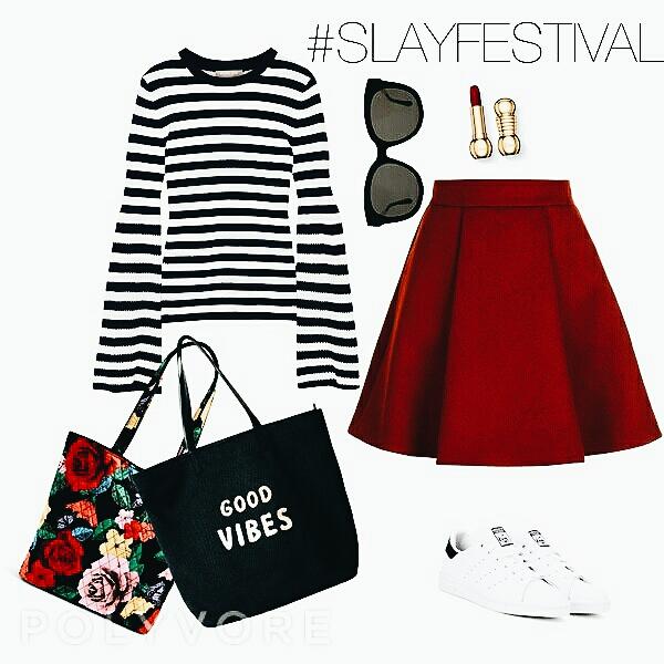 STYLE| SLAYFESTIVAL LOOKBOOK