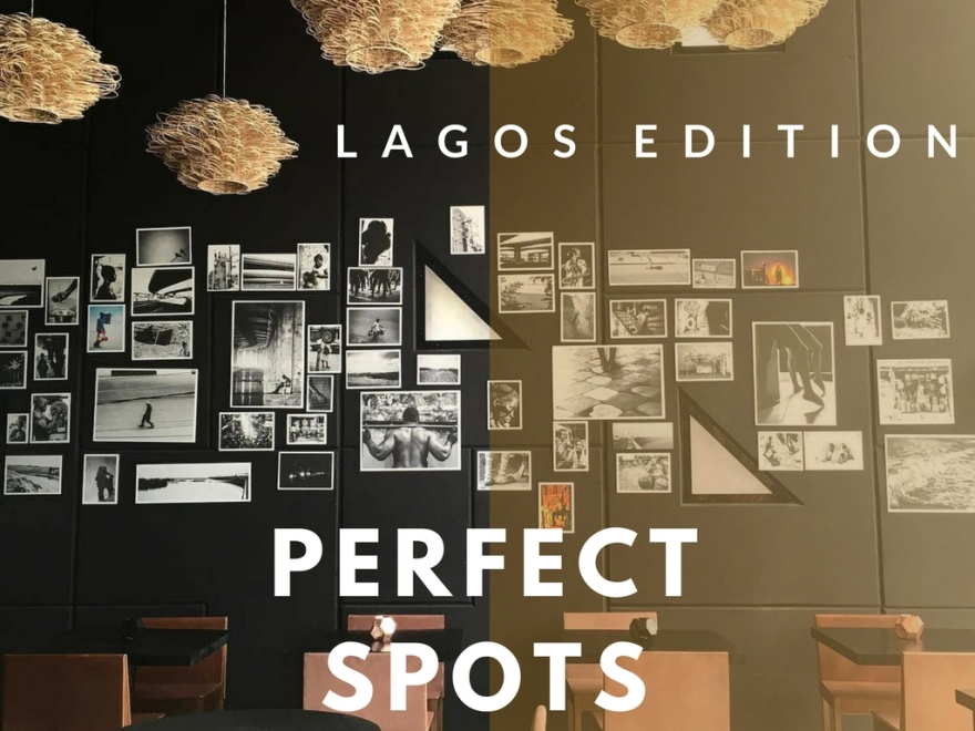 Perfect spots for blog pictures, NOk by alara