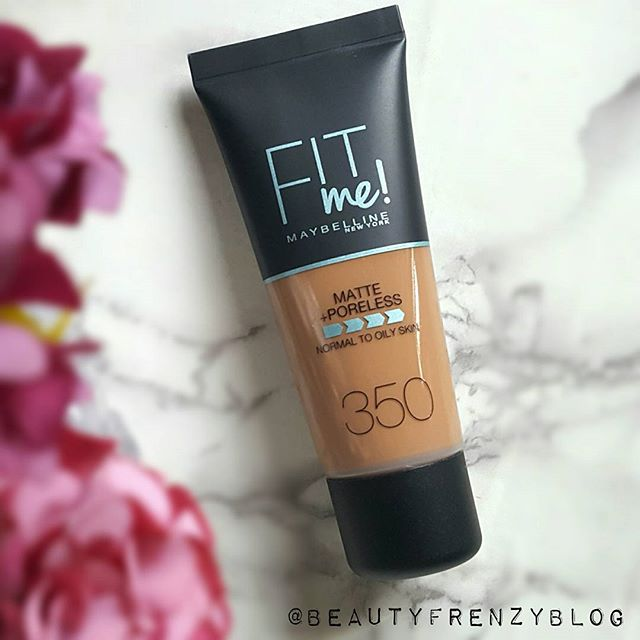 maybelline fit me foundation review by beautyfrenzyblog on thisthingcalledfashionn