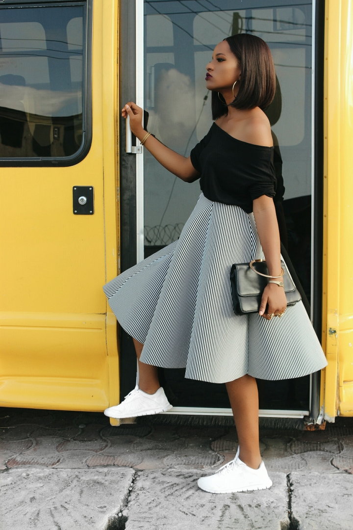 Thisthingcalledfashionn, How to style a full skirt