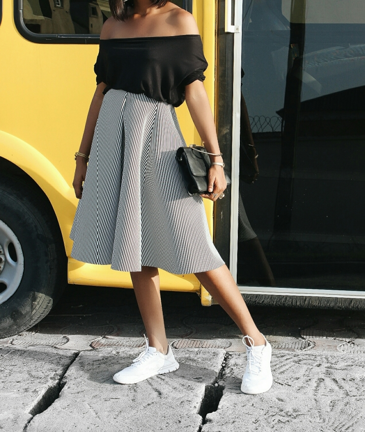Thisthingcalledfashionn, How to style a full skirt