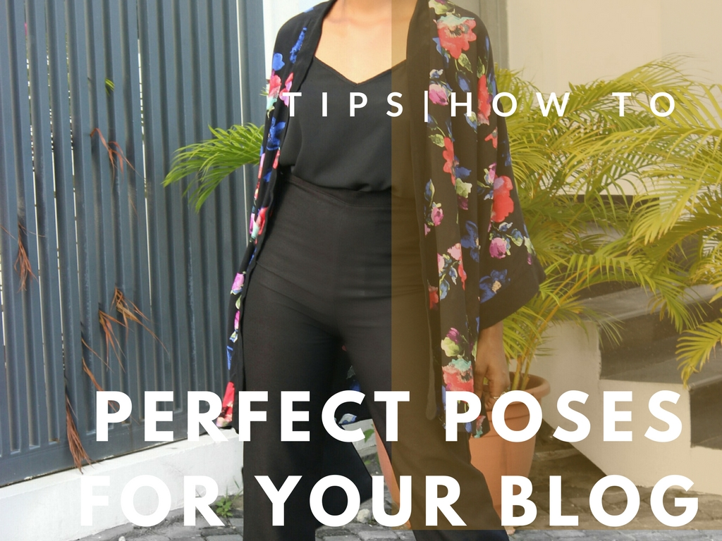 Perfect poses for your blog, Thisthingcalledfashionn