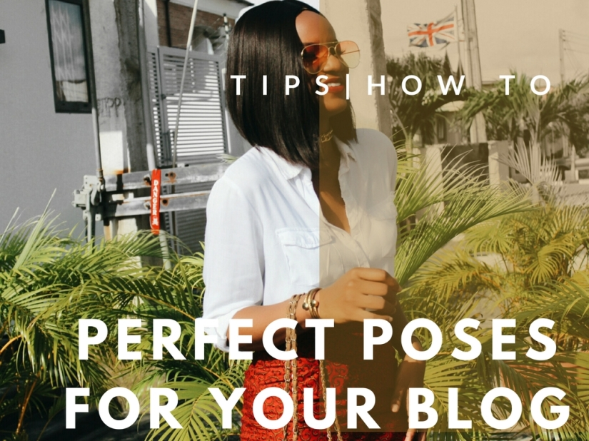 Perfect poses for your blog, Thisthingcalledfashionn