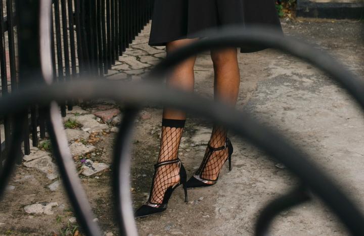 How to style fishnet trend, Thisthingcalledfashionn