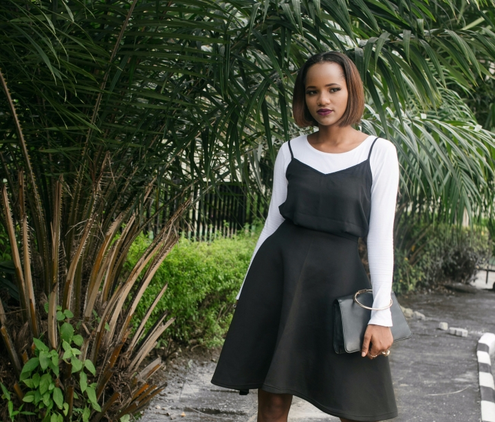 STYLE| Black Day Out x FishNetTrend