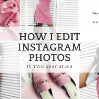 How I Edit My Instagram Pictures |FAQs