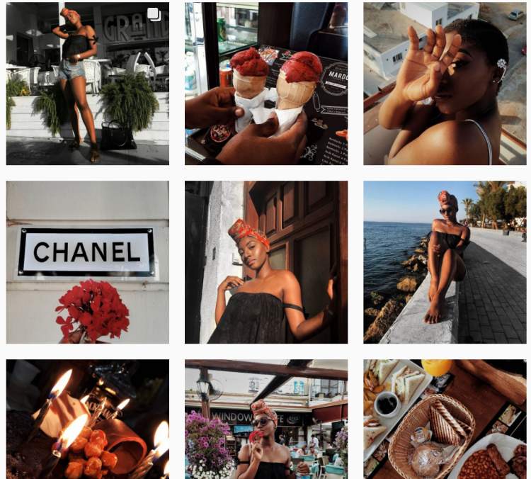 Tips on curating the perfect instagram feed, Thisthingcalledfashionn