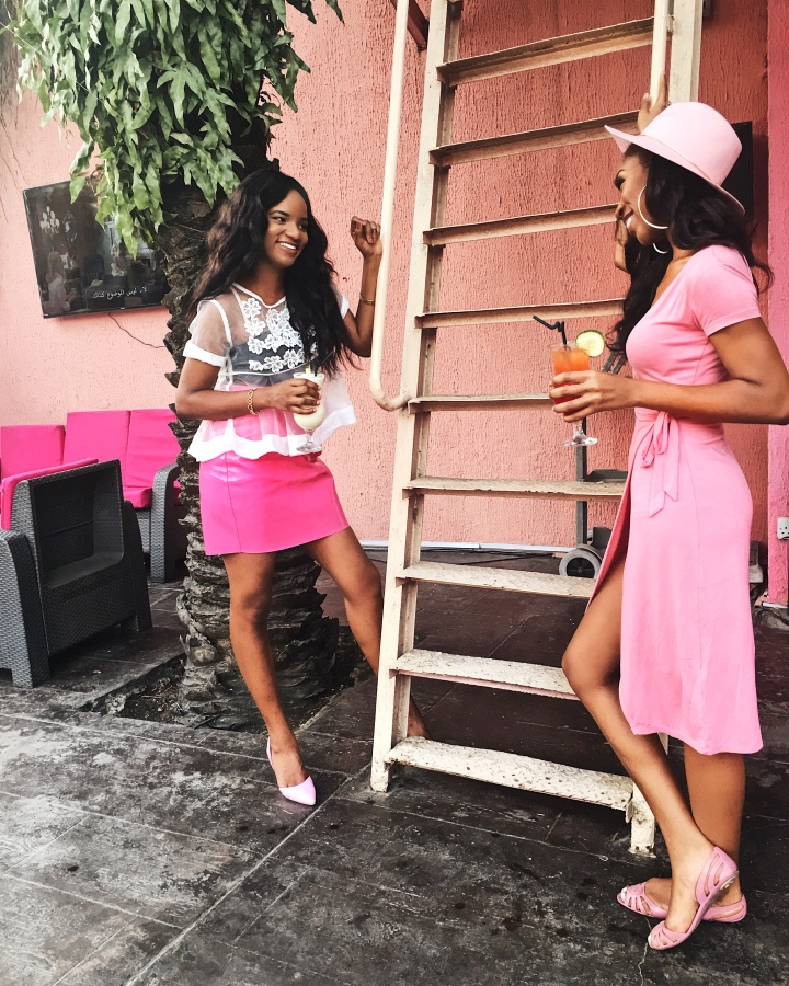 Collaboration|Pink Finesses with The_real_chi