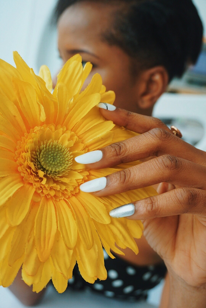 MEET Sarah James: The nail artist changing the game.