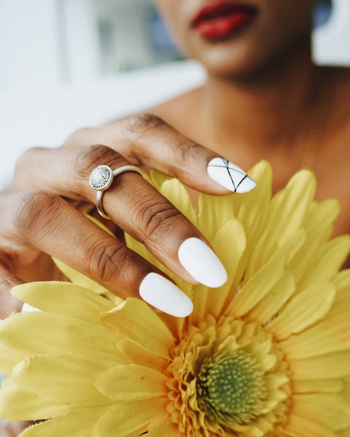 MEET Sarah James: The nail artist changing the game., Thisthingcalledfashion